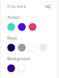 Colors control